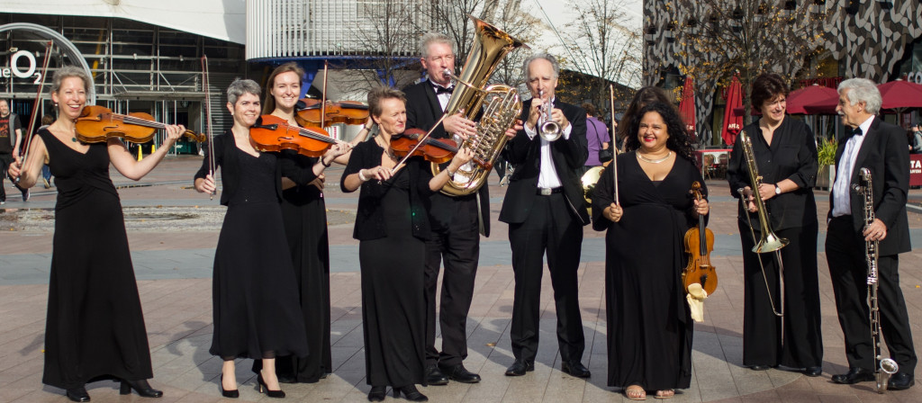 Salomon Orchestra Photoshoot 2014